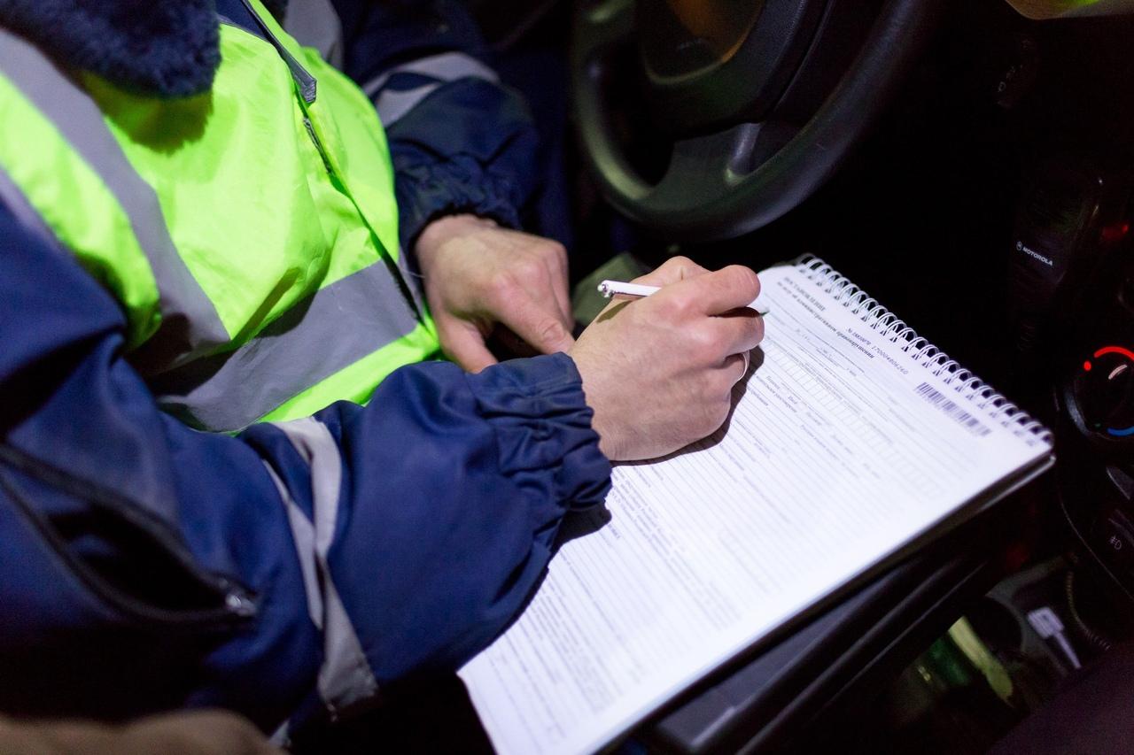 В Таганроге сотрудники ГИБДД задержали водителя, находящегося в состоянии наркотического опьянения