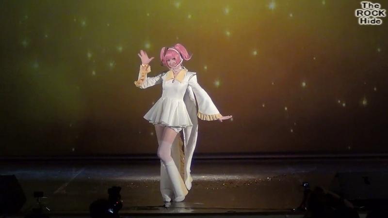 Одиночное Anime дефиле - Eliza - Хинамори Аму (Чара-хранители!) [1 ДЕНЬ AniCon 2019 (13.07.2019)]
