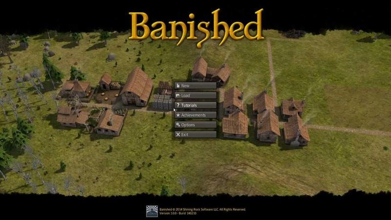 Banished 1 - Пробник