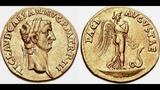 Аурей, 43 н.э. - 44 н.э., Монета Клавдия, Римская Империя, Aurey, 43 AD - 44 AD