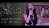 Sati Ethnica - Live at the Church of St Peter and Pavel. Сати Казанова, мантры.
