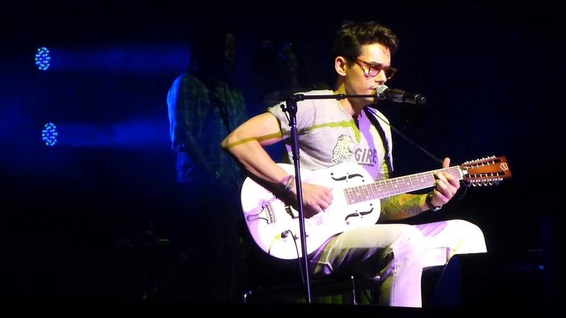 John Mayer Dreaming With A Broken Heart - Live Ziggo Dome 2014