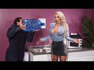 Nicolette shea water cooler cock [2019-09-14, big tits, hardcore, stockings, 1080p]
