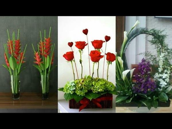 Latest Arrangement style New style of Flower Decoration