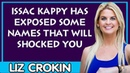 Liz Crokin Update December 15 2018 ISSAC KAPPY HAS EXPOSED SOME NAMES THAT WILL SHOCKED YOU