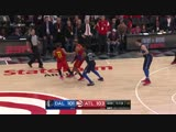 Atlanta Hawks - He did not think twice about what he was going to do.