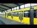 Exclusive: U-Bahn/ Metro in Berlin, Germany 2011