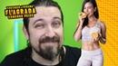 Youtuber vegana flagrada comendo peixe Rawvana