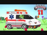 Cars Town. 3D мультфильм про машинки для детей