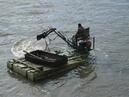Речной трактор