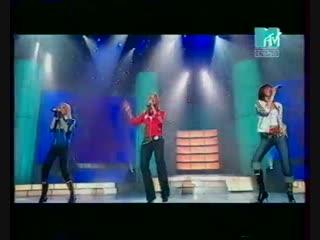 (staroetv.su) Пропаганда - Супер-детка (MTV, 2004)
