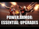 POWER ARMOR Essential T4 Upgrades Marvel Strike Force