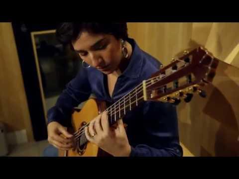 Elodie Bouny - Que Lo Diga La Luna (Elodie Bouny) - Violão Brasileiro