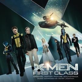 Henry Jackman альбом X-MEN: FIRST CLASS