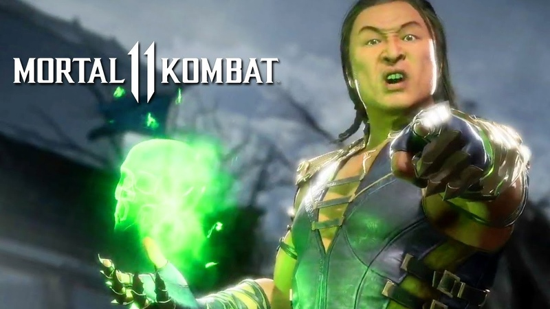 Mortal Kombat 11 – Official Shang Tsung Gameplay Trailer: Kombat Pack 1 Reveal