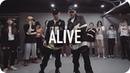 Alive - Lil Jon ft. Offset, 2 Chainz / Jinwoo Yoon Choreography