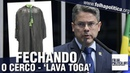 URGENTE Senador Delegado Alessandro pronuncia se sobre nova CPI da 'Operação Lava Toga' STF