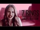Cheryl Blossom ✗ 7 rings