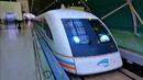 RailWay. World's Fastest Train - Shanghai Maglev /Самый быстрый поезд в мире Маглев Шанхай