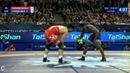 Repechage FS 86 kg H YAZDANICHARA IRI v Y TORREBLANCA CUB