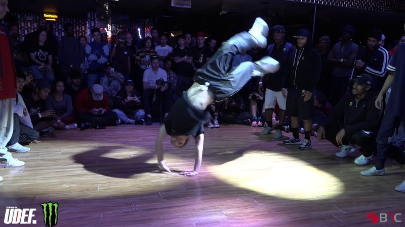 MF Southfront Vs Monster B-Boys - Semis - Temple Rock Vol 5 - Pro Breaking Tour - BNC