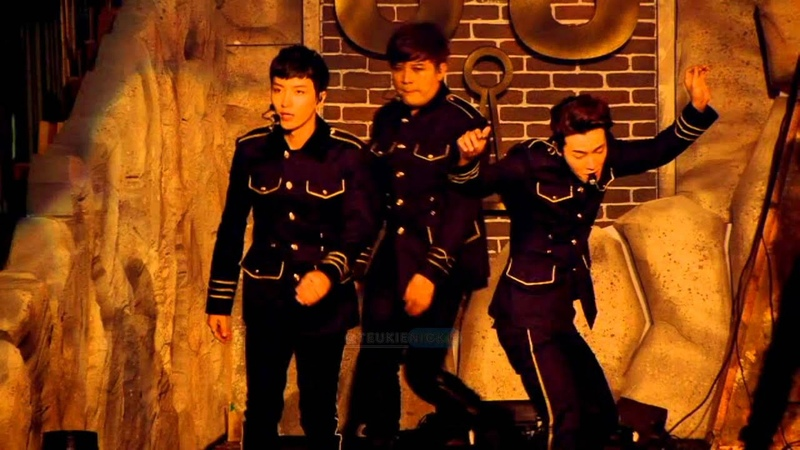 Super Junior SS6 Seoul DVD - Sorry Sorry