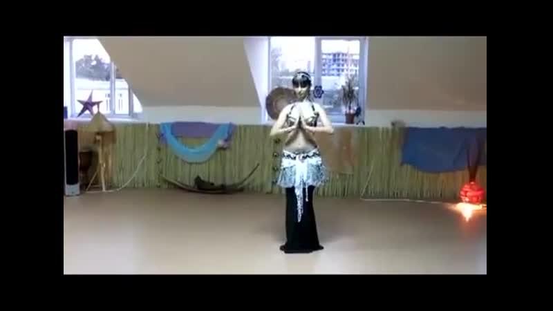 Tribal party Созвездие 2012 @ Анжелика Новоходская