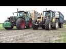 Kukurydza 2017 z pompą Fendt John Deere 3x Case Usługi Pszczółkowski