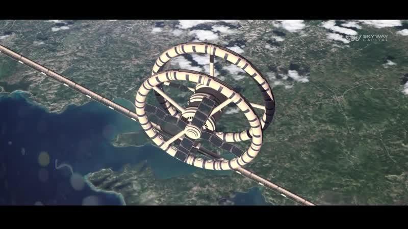 Space Way_ общепланетарное транспортное средство Анатолия Эдуардовича Юницкого