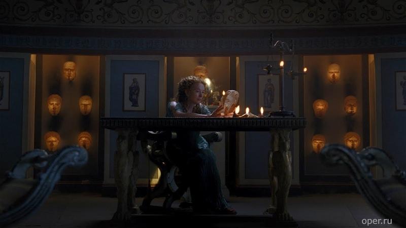 Рим с Климусом Скарабеусом - второй сезон, седьмая серия Посмертная маска