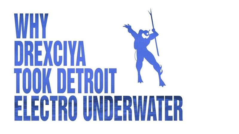 Why Drexciya took Detroit electro underwater