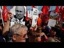 Путин, где наши пенсии