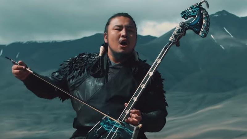 Монгольский рок