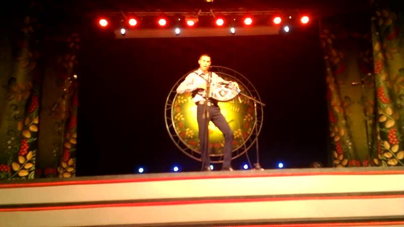 Гришин Александр на фестивале Гармонь - душа России в Рузе 11.11.18