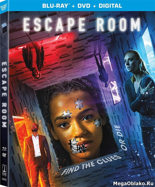 Клаустрофобы / Escape Room (2019/BDRip/HDRip)