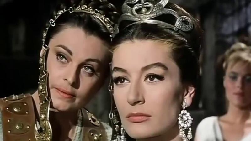Содом и Гоморра 1962 Исторический фильм