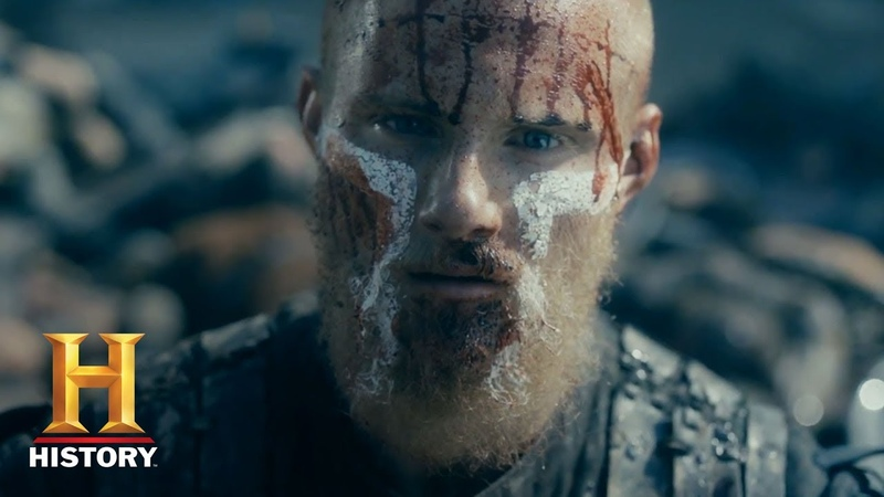 Vikings Dont Dream Tease | Season 5 Returns Nov. 28 at 98c | History