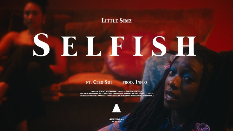 Little Simz Selfish feat Cleo Sol Official Video