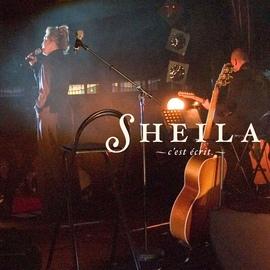 Sheila альбом C'est Ecrit