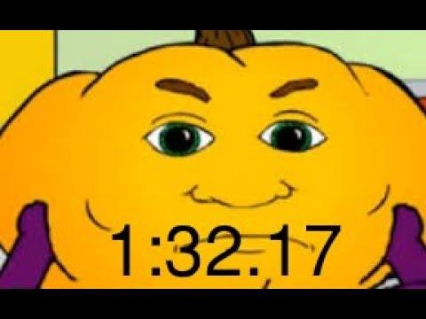 Hungry Pumkin Speedrun - 01:32.17
