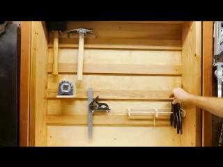 Отличный шкафчик для инструментов