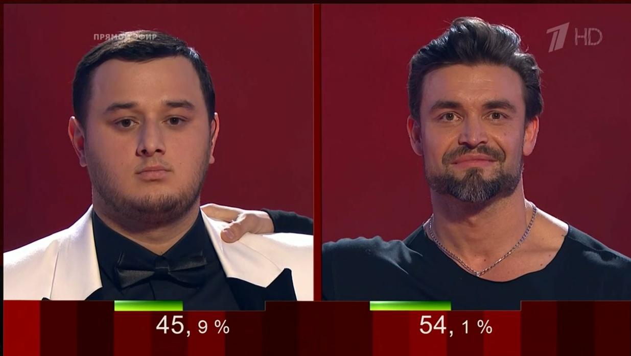 Голос 7 перезагрузка результаты голосования