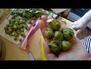 Заморозка овощей на зиму брюссельская капуста сельдерей черешковый