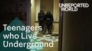 Ukraine's teens living underground to stay alive   Unreported World