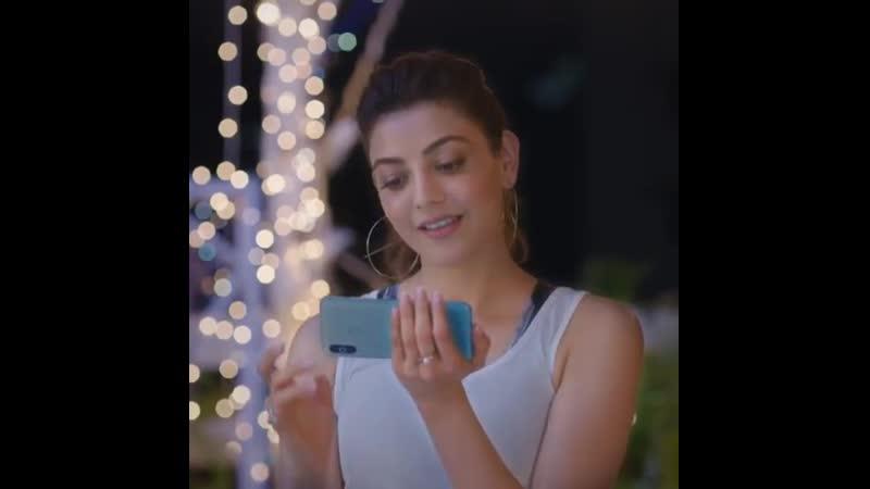 Kajal Aggarwal for Samsung