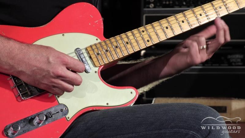 Roy Buchanan Inspired Lick • Wildwood Guitars