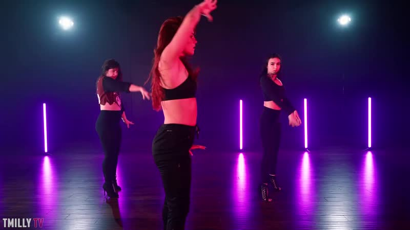 Grip Tessa Thompson Choreography by Sienna Lyons ft Jade Chynoweth
