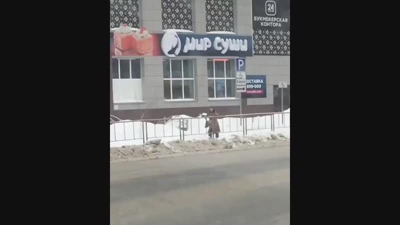Веселая Тюменская бабуля