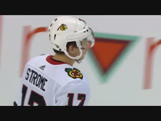 Blackhawks Dylan Strome Does Spin-O-Rama For Beautiful Goal