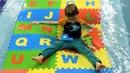 ABC Song Learn English Alphabet for Children with Elya   Nursery Rhyme by Fun With Elya tv